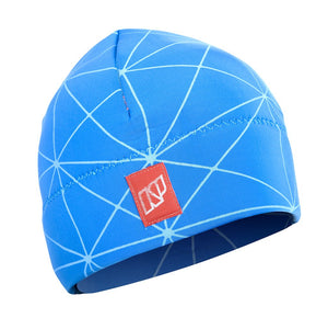 NP light blue fireline beanie