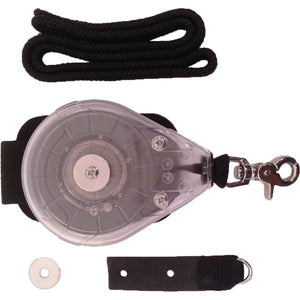 Oceanus eEL Retractable Reel Board Leash - 321Kiteboarding & Watersports - 1