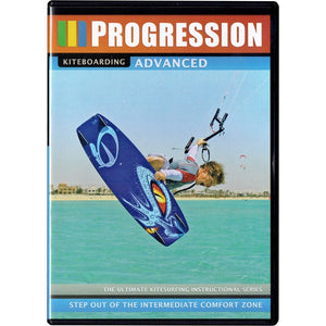 Porgression Advanced Dvd - 321Kiteboarding & Watersports
