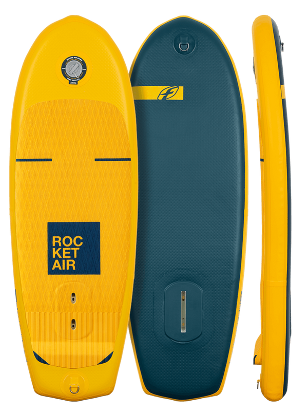 F-One Rocket AIR SUP inflatable - 321Kiteboarding & Watersports