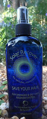Solar Recover: Save your hair - 321Kiteboarding & Watersports