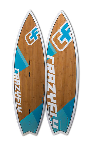 "2014 Crazyfly Taurin 5'8"" - 321Kiteboarding & Watersports"