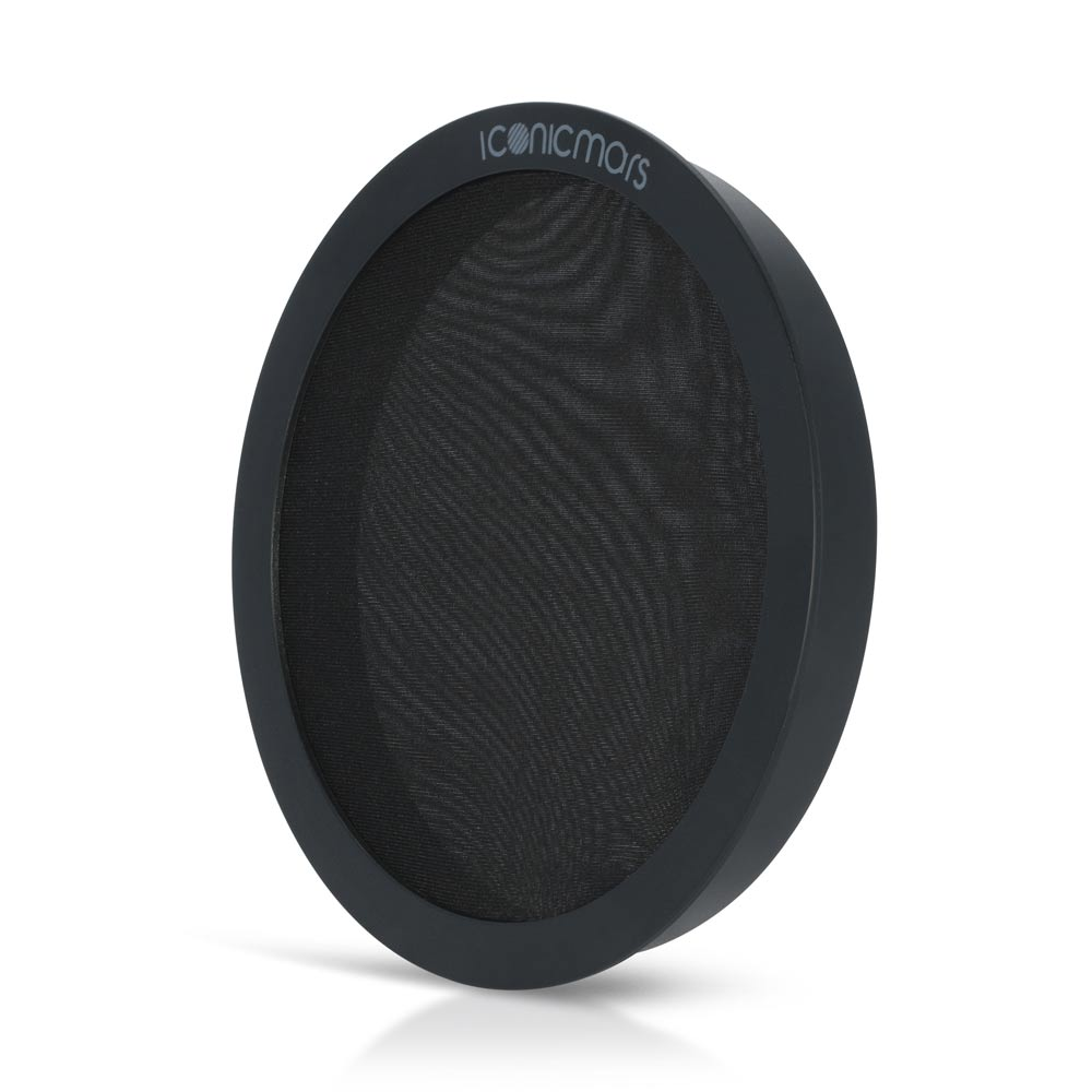 black pop filter kaotica eyeball