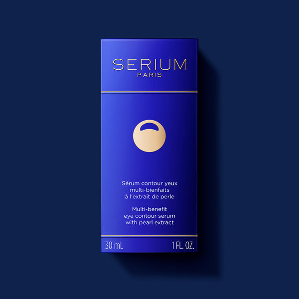 Multi-benefit eye contour serum