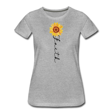 Load image into Gallery viewer, Faith T-Shirt - heather gray
