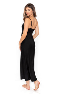 sydney long tank dress with support