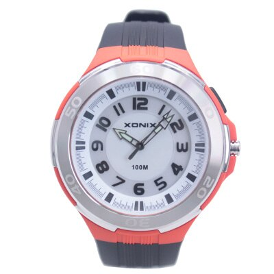 New Wholesale  Fashion Brand  Waterproof  Quartz Clock Army Military Men Sport Watch Relogio SJ