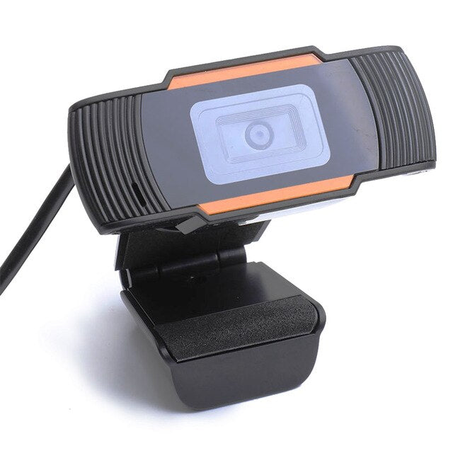 HD 1080P 720P Webcam Mini Computer PC WebCam with Microphone Rotatable Cameras for Live Broadcast Video Calling Conference Work
