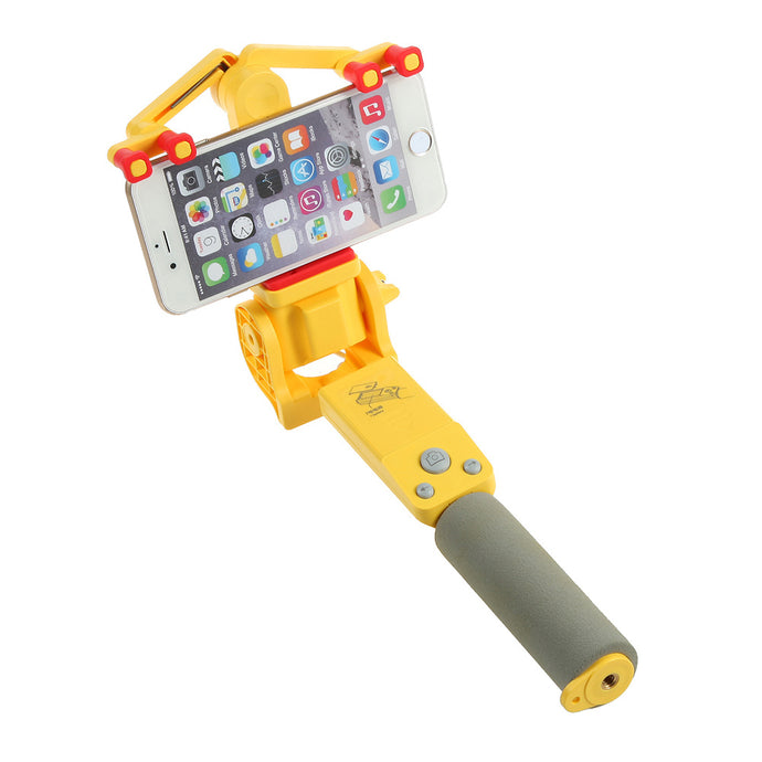 360 Degree Rotation Extendable Selfie Monopod Remote Shutter Stick for iPhone