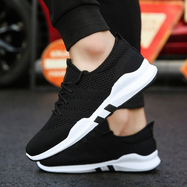 Tennis Shoes Men Sneakers Breathble Male Gym Shoes Tennis Masculino 2018 Fitness Sprot Shoes Zapatillas Deportivas Hombre Tenis
