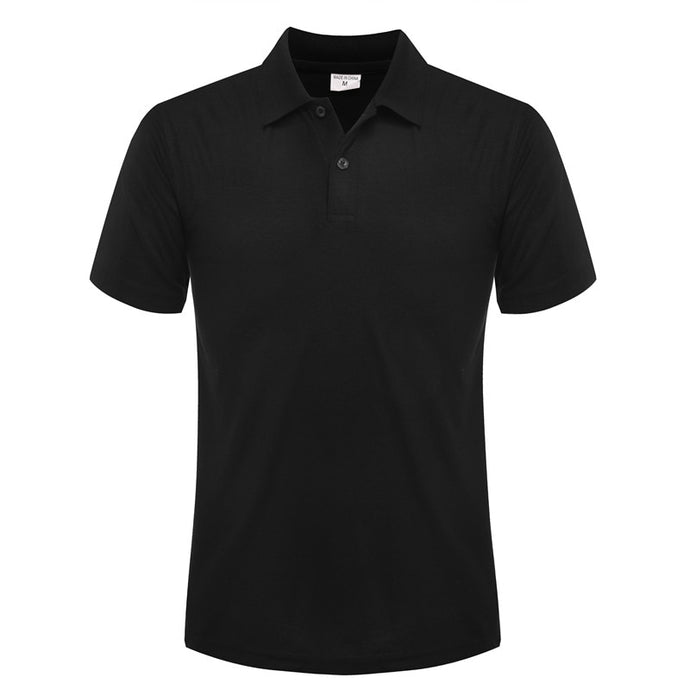 YOTEE Summer Men's Polo Shirt Cheap Casual Short Sleeve Personal Company Group Logo Custom Men and Women Custom Top