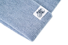 Load image into Gallery viewer, KNIT BEANIE – SLATE BLUE