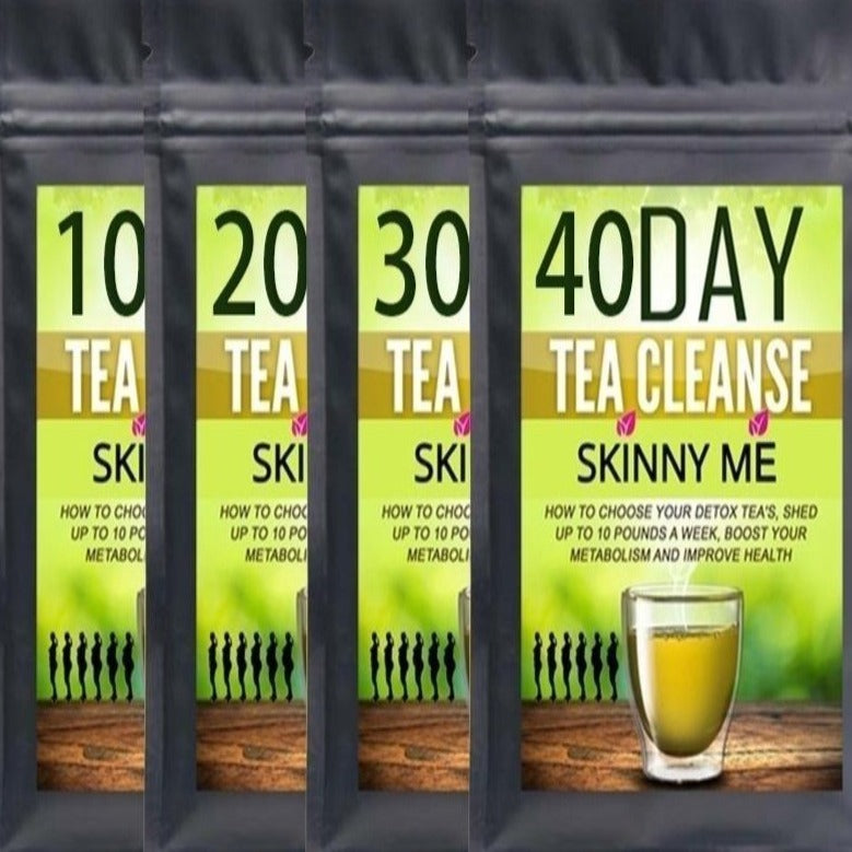 Detox Beauty Skinny Tea To Reduce Bloating And Constipation
