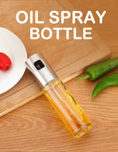 Load image into Gallery viewer, BBQ Baking Olive Oil Spray Bottle