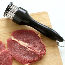Load image into Gallery viewer, Meat Tenderizer Needle With Pounder