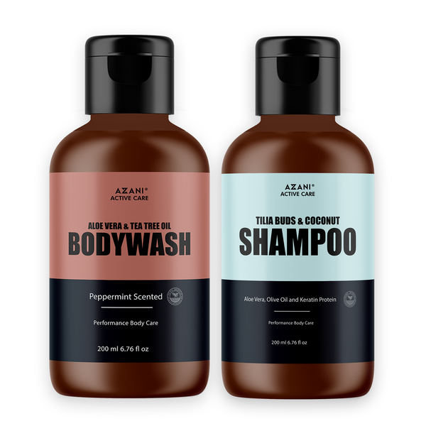 Body Wash + Hydrating Shampoo