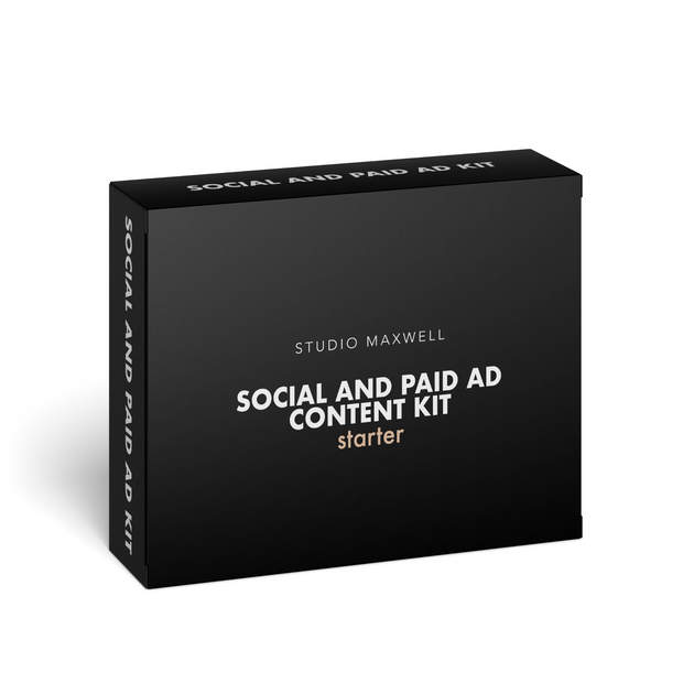 Social and Paid Ad Kit Starter