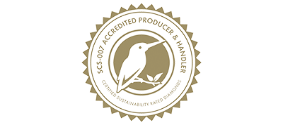 Image of the SCS Sustainability seal