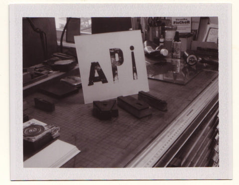 Save Packfilm Travelog No. 19: The Analog Product Institute (API)