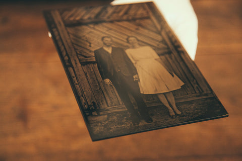 In The Name of Love :: Tintype Fotoshooting