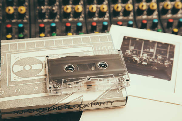 Block Party Edition § Music Cassette § Die Fantastischen Vier