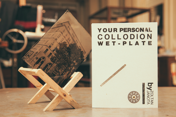 Collodion Wet-Plate § Vienna Edition + Frame