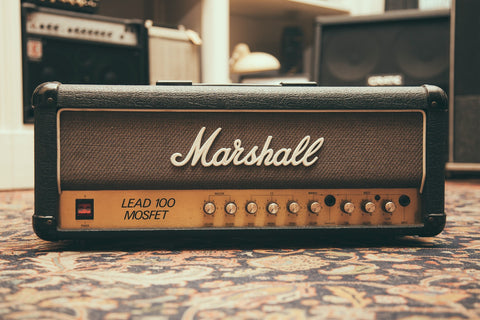 Amplifier :: Marshall Lead
