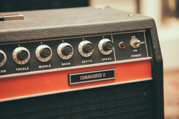 Amplifier :: Randall Commander II
