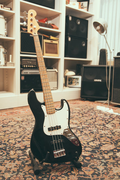 Custom Jazz Bass