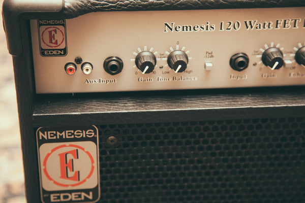 Amplifiers :: Nemesis Eden Bass Amps