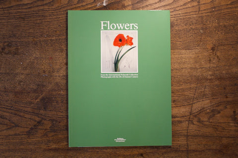 "Polaroid Collection Magazine ""Flowers/Blumen"""