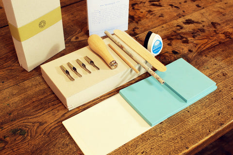 Rubber Stamp Cutting Kit