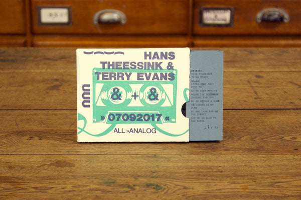 Hans Theessink & Terry Evans § Supersense x Horch House Edition