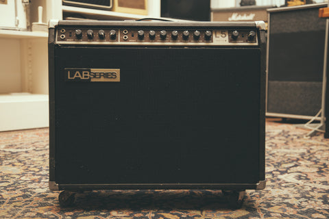 Amplifier :: LAB SERIES L5