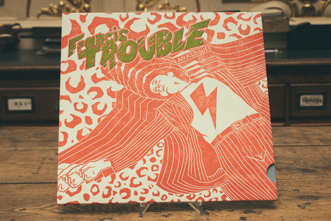 Edition 77 #9 § Albert Hammond Jr § Francis Trouble § Analogued