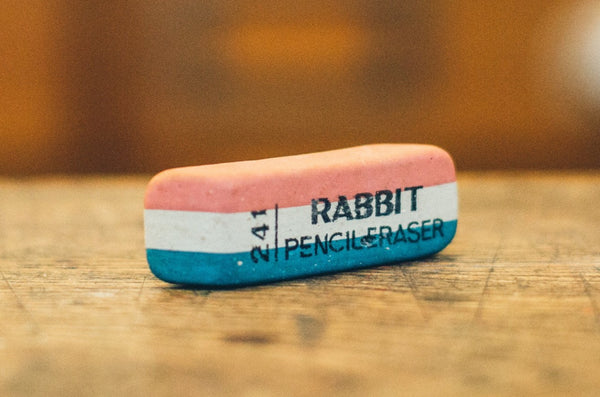 "Rubber eraser ""Rabbit"""