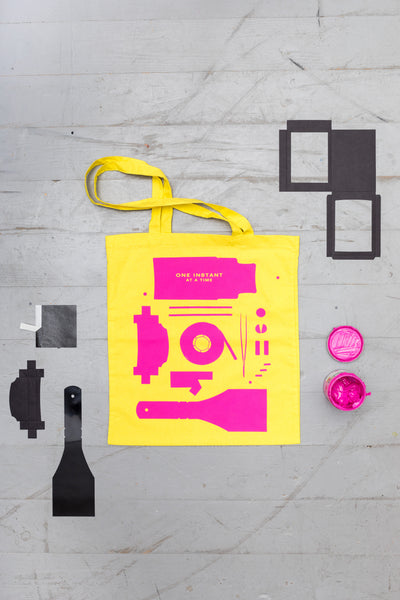 ONE INSTANT Tote Bag
