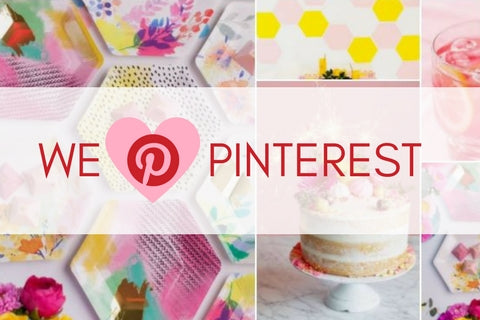 How to use pinterest to plan your kids party