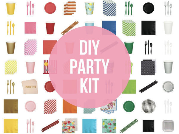 DIY Party Kit for your next celebration
