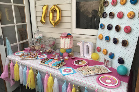 FEATURED PARTY - MIAH TURNS TEN!