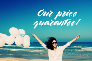 It's the PKC Price Guarantee!