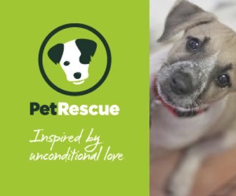 Choosing a Charity to support - PetRescue