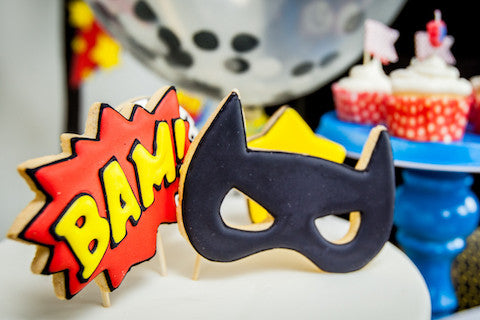 Three of the MOST POPULAR party themes for kids