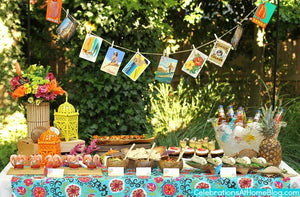 Top 10 Summer Party Themes - PART 1