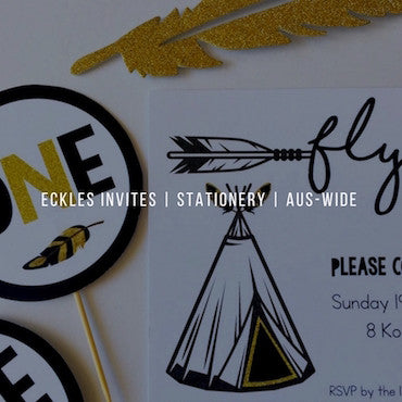 Party Kit Company planning guide | Eckles Invites