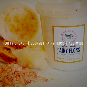 Fluffy crunch | Party planning guide from Party Kit Company