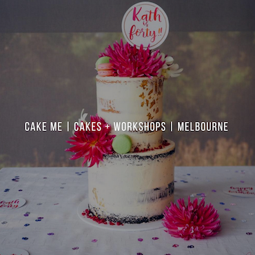 Cake Me | Party planning guide from Party Kit Company