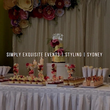 Party Kit Company planning guide | Simply Exquisite Events