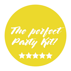 Customer reviews of Party Kits at Party Kit Company