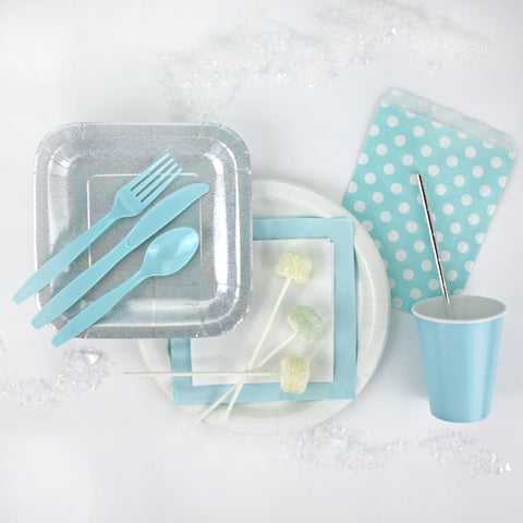 Frozen themed party kit